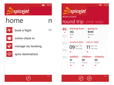 Avail Spicejet Web Check In facility to get boarding pass and proceed directly at the airport. Now you can Check In directly for Spicejet airline just to avoid last minute check in process at airport.
